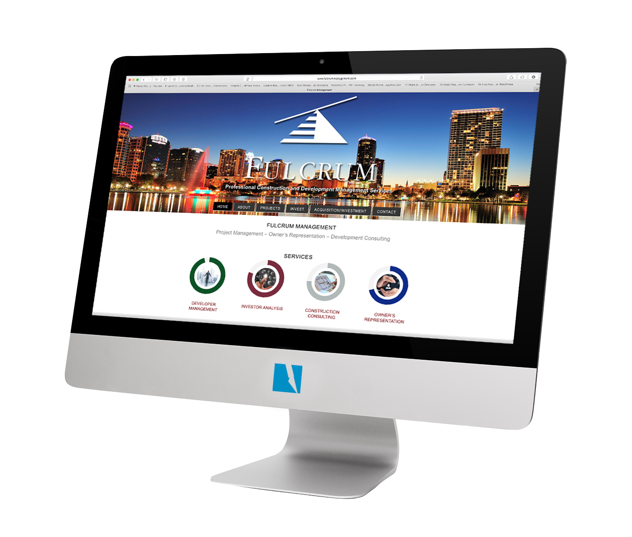 Creating beautiful websites is just the beginning. We design your site to fit your brand and your culture and build it to drive traffic and create sales.